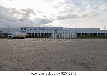 Loading docks