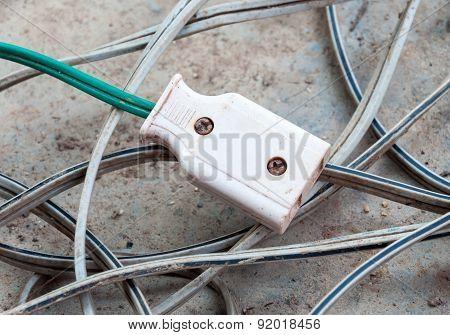 Dirty Plug Socket
