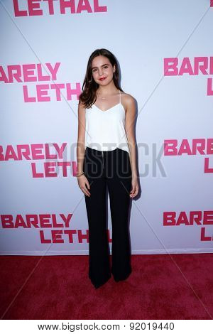 LOS ANGELES - MAY 27:  Bailee Madison at the