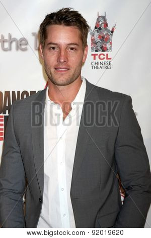 LOS ANGELES - MAY 28:  Justin Hartley at the Dances With Films 2015 Opening Night Film