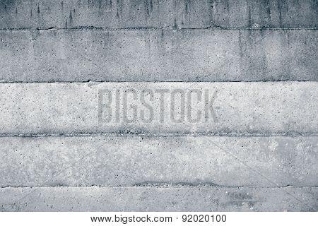 Concrete grunge grey wall background