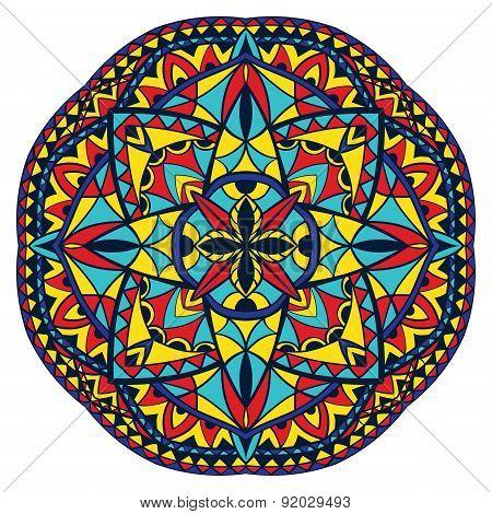 Medieval Color Pattern