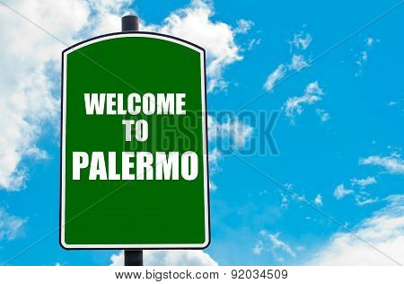 Welcome To Palermo
