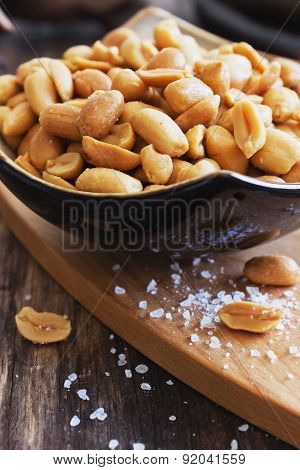 Salted Peanut Nuts