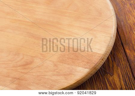 Wooden Round Board For Pizza