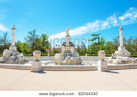 Fountains of the Palacio Real, Aranjuez