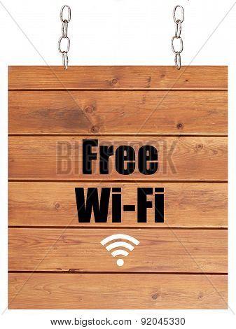 Sign Free Wi-fi