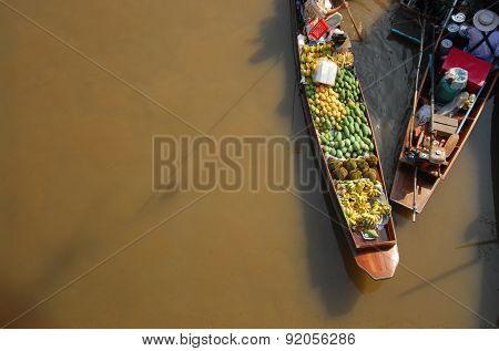 DAMNOEN SADUAK ,THAILAND