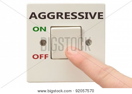 Anger Management, Switch Off Aggressive