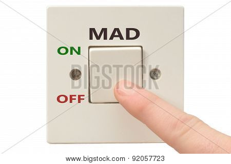 Anger Management, Switch Off Mad