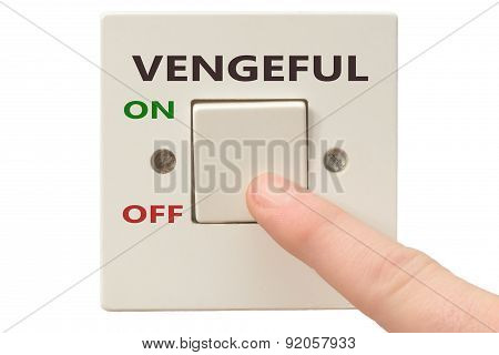 Anger Management, Switch Off Vengeful