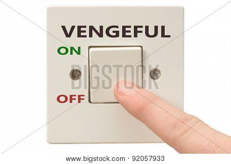 Anger Management, Switch Off Vengeful