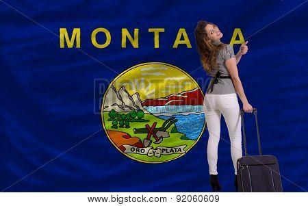 Tourist Travel To Montana