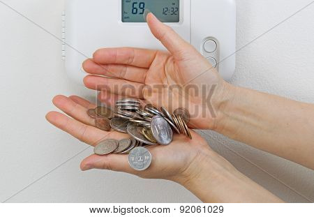 Losing Money Due To Heating Home Cost