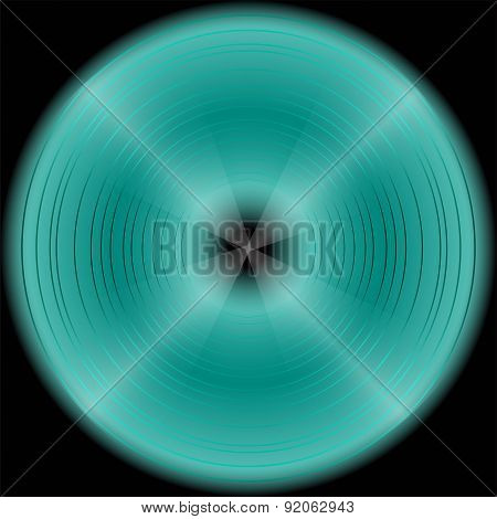 Abstract circular background