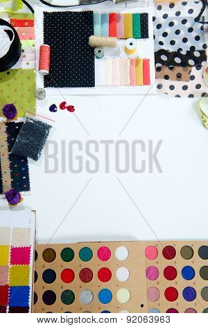 Fabric samples sets for tailor