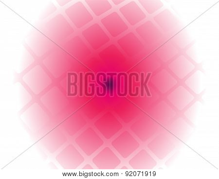 Abstract Soft pink background design illustration template