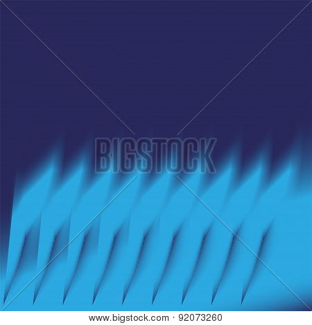 Background blue glowing design illustration template