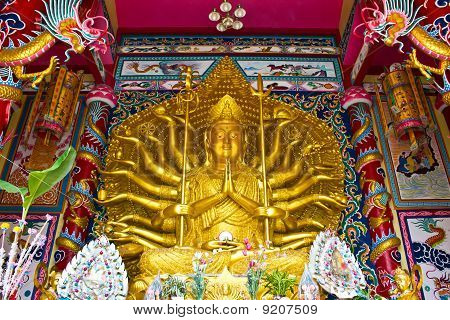 Thousand Hands, U Lai, Supreme God In Chinese Culture