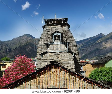 Temple Tower, Sikhara