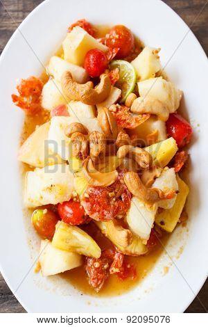 Fruit Salad (som Tam Polamai).