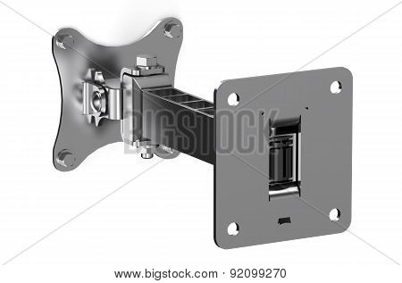 Tv Or Monitor Wall Mount  Articulating  Arm Bracket