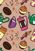image of hot coffee  - Coffee - JPG