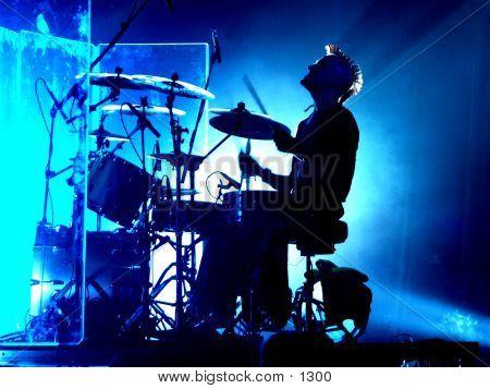 Schlagzeuger Verklemmen