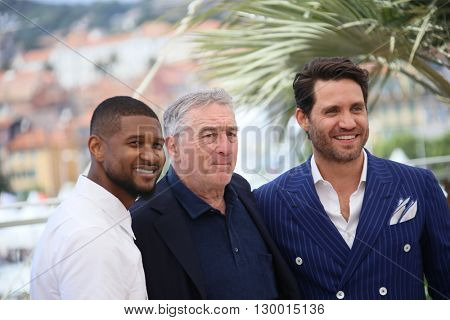 Robert De Niro attends the 'Hands Of Stone' Photocall during the 69th annual Cannes Film Festival on May 16, 2016 in Cannes, France.