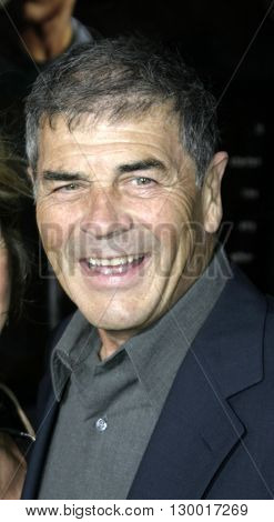 Robert Forster at the Los Angeles premiere of 'Collateral' held at the Orpheum Theatre in Los Angeles, USA on August 2, 2004.