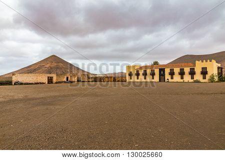 Casa de Los Coroneles - La Oliva Fuerteventura Canary Islands Spain