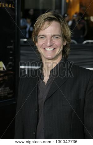 William Mapother at the Los Angeles premiere of 'Collateral' held at the Orpheum Theatre in Los Angeles, USA on August 2, 2004.
