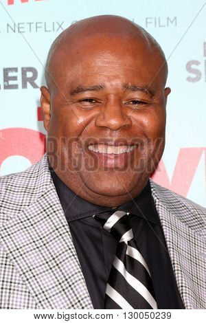LOS ANGELES - MAY 16:  Chi McBride at the The Do-Over Premiere Screening at the Regal 14 Theaters on May 16, 2016 in Los Angeles, CA