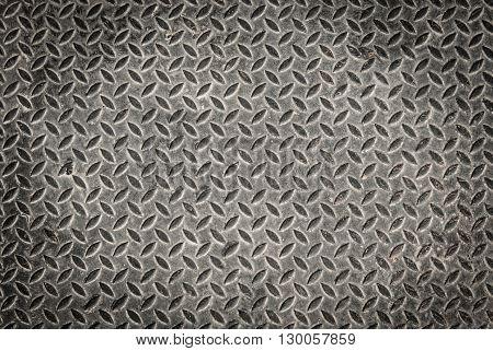 Grungry Metal Diamond Plate