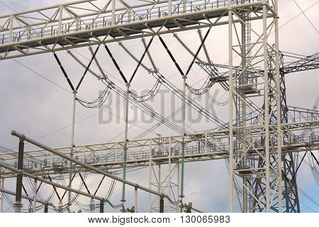 Electric structures