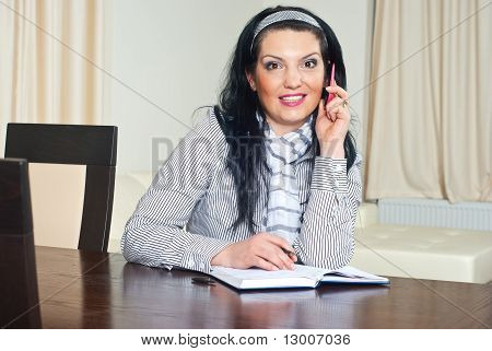 Surprised Woman By Phone Call