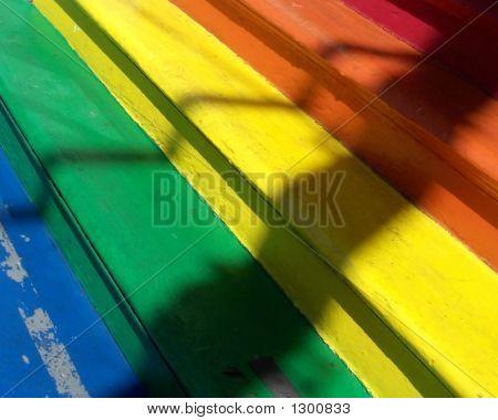 Rainbow Stairs 2