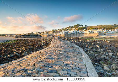 Marazion In Cornwall