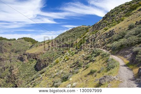Gran Canaria, Central Mountains