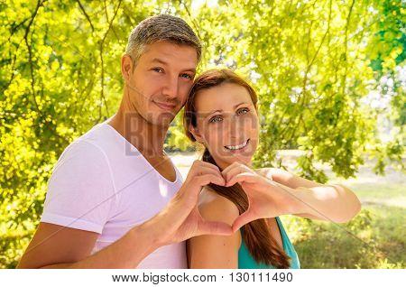 embracing boyfriend girlfriend loved