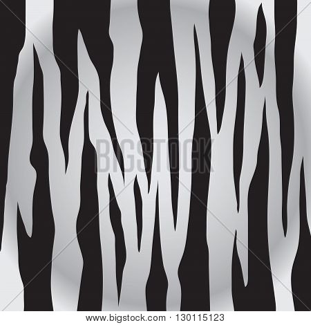 Vector stock of abstract zebra skin animal pattern background