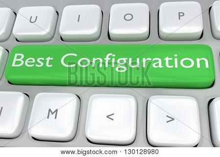 Best Configuration Concept