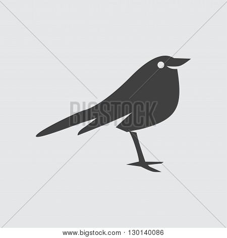 Thrush icon illustration isolated vector sign symbol