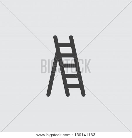 Ladder icon illustration isolated vector sign symbol
