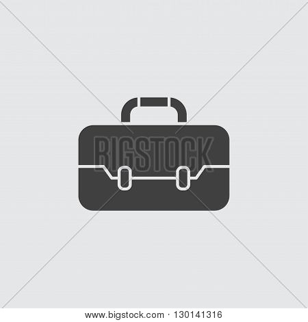 Case icon illustration isolated vector sign symbol