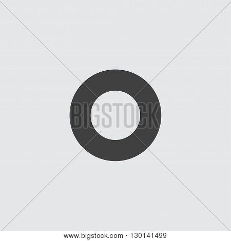 Shim icon illustration isolated vector sign symbol