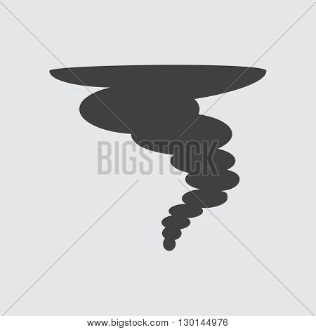 Hurricane icon illustration isolated vector sign symbol