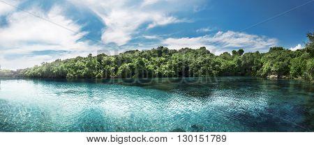Weekuri Lagoon, Sumba, Indonesia