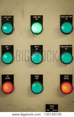 The Equipment board controller in heavy industry