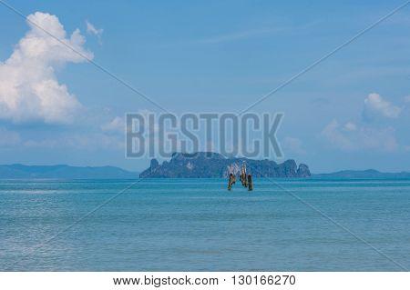 Koh Hong island bay Andaman Sea - Thailand